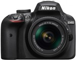 Nikon D3400 DSLR Camera with 18-55mm Lens Kit $507 (15% off) + $100 Gift Card (24 Mth Expiry) @ Harvey Norman