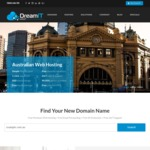 50% Off Economy or Business Web & Email Hosting (For Life) & More Discounts @ DreamIT Host