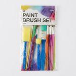 12 Pack Paint Brushes $5 Delivered, 53 Pack Star Wars Tin Art Set $10 Delivered @ Target