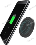 Qi Wireless Charging Pad for iPhone X/8/8 Plus and All Qi Devices US $1.79 (AU $2.25) Free Shipping @ Tinydeal