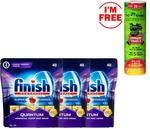 120 Finish Tablets Plus Free Glad Wrap Dispenser & Refill $28 Delivered (Sydney/Melbourne/Brisbane) @ Boxlots