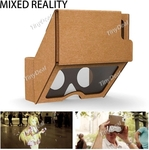 """2017 Newest MR Mixed Reality Cardboard for 6"""" iPhone & Android AU $8.95 (US $6.99) + Freeshipping @ TinyDeal"""