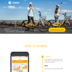 Free 15x $2 Coupons @ oBike