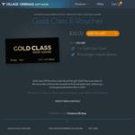 25% off Gold Class Vouchers ($30) @ Village Cinemas