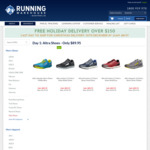 Altra Shoes $89.95 + Shipping @ Running Warehouse