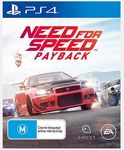 Need for Speed Payback PS4 $49 Free Delivery @ Target