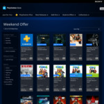 "LA Noire Remastered (PS4) - $39.95, Skyrim (PS4) - $27.95, Sims 4 (PS4) - $47.95 + MORE @ PSN Store AU ""Weekend Offer"" 15-19 Dec"