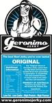 30% off 500g Bag of Geronimo Jerky Beef Jerky - $54.50 + Shipping @ Geronimo Jerky