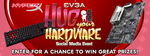 Win 1 of 10 Gaming Prizes from EVGA