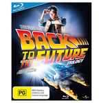 Back To The Future Trilogy (Bluray) $12.87 @ Big W Online