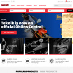 13% off all Teknik Springs @ Teknik Motorsport