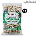 Pistachios 1kg $14.99, Cashews 1.2Kg $18.99, Almonds 1Kg $16.99 @ ALDI Special Buys
