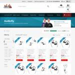 Audiofly AF1120 $425, AF180 $325 @ Store DJ