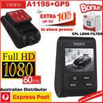VIOFO A119S V2 Dash Camera Recorder + GPS & CPL Lens Filter - $80.99 Delivered (HK) @ Clearlovex eBay