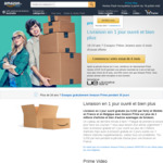 Amazon Prime Youth 6 Months Free (Amazon Video/Photo/Twitch/Kindle Loan Books) @ Amazon France