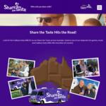 Free Block of Cadbury Dairy Milk Chocolate - Various Regional Locations - NSW, ACT, VIC & SA
