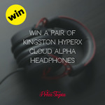 Win A Kingston HyperX Cloud Alpha Headset from PrizeTopia