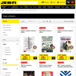 30% off Selected Box Sets - Game of Thrones Season 1-7 $139.98 (Was $199.98) @ JB Hi-Fi