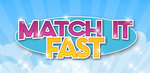 Match It Fast Puzzle Brain Game Now Free (Normally AU $1.37) @ Google Play Store