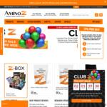 AminoZ Club Z Launch: 20-75% off Storewide
