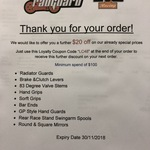 $20 off Coupon (Minimum Spend $100) @ RadGuard