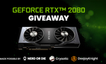 Win an NVIDIA GeForce RTX 2080 from Nerd or Die