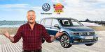 Win a Volkswagen Tiguan Allspace Worth $67,578 from Nine Network