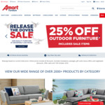 25 Off Outdoor Furniture Includes Sale Items Amart Furniture