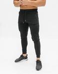 Men's Echt Tapered Joggers V3 (Black, Grey, Ivy) $34 Delivered @ ECHT