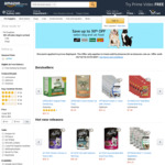 Up to 30% off Mydog, Schmackos, Greenies and Optimum Pet Foods + Delivery (Free with Prime/ $49 Spend) @ Amazon AU