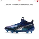 Puma One Leather Football Boots $108 (Was $270) + Free Shipping @ Puma