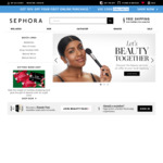 Free Deluxe Samples When You Join Rewards Program @ Sephora