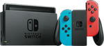 Nintendo Switch Console - Neon $404.10 + Delivery (Free Pick up) @ The Good Guys