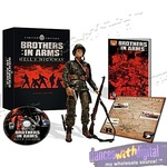 [Playstation] Brothers in Arms PS3 Collectors Ltd Ed: game+action figure+extras $35 + $6 courier