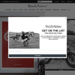 20% off Sale Items @ Deus Ex Machina