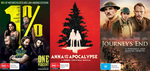 Win 1 of 2 Triple DVD Packs from Female.com.au