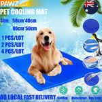 20% off Pet Summer Cooling Mat - 50*40cm $21.59 Each, 90*50cm $26.39 Each Delivered @ Nice_pet eBay