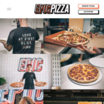 [NSW] Free pizza at Epic Pizza (Enmore, Sydney)