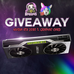 Win an NVIDIA GeForce RTX 2080 Ti Graphics Card from Bnans and Lexi via Vastgg