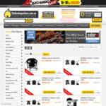 10% off Weber BBQs + Free Metro Delivery @ The Barbeque Store