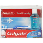 Colgate Travel Essentials Pack $3.50 (C&C Only) @ Officeworks