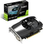 ASUS Phoenix GeForce GTX 1660 OC Edition, 6GB $279 + Shipping / Pickup @ Scorptec Computers