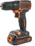 Black & Decker 18V Li-Ion Drill Driver (Save $19.50) $59 @ BIG W