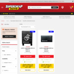 """ToolPRO """"Mighty Car Mods"""" Tool Cabinet & Chest Combo $369 (Save $279) @ Supercheap Auto"""
