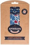 APIWRAPS Reusable Beeswax Food Wraps $16.90 (was $20.95) + $2 Shipping @ Splendiferous