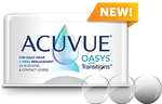 New ACUVUE Oasys Contact Lens with Transitions 6-Pack $70 + Free Shipping @ Eye Concepts