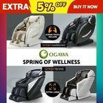 OGAWA Massage Chairs 5% off @ Ozplaza eBay (Smart Harmonic $2326 (Was $2449) | Smart Revive $2516 (Was $2649) )