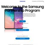 [Pre Order] Samsung Galaxy Note10 Series $1,199.20 - $1,599.20 (No Bonus Earphones) @ Samsung EPP