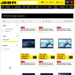 10% off Apple MacBooks @ JB Hi-Fi