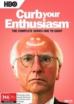 Curb Your Enthusiasm Box Set Seasons 1-8 (17 DVD Set) $29.99 (Delivery $5.95) @ Sanity